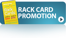 Rack Card promotion