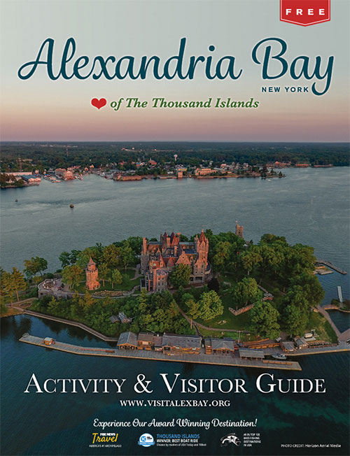 Alexandria Bay Activity & Visitor Guide