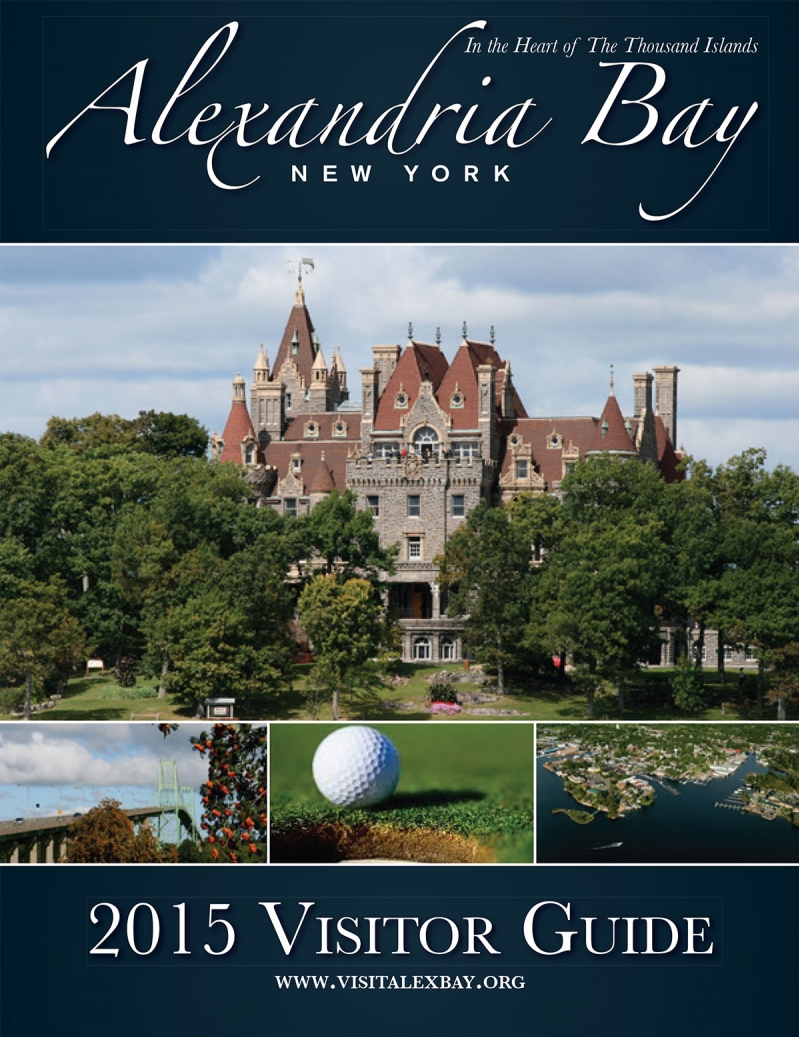 Alexandria Bay, New York 2015 Visitor Guide
