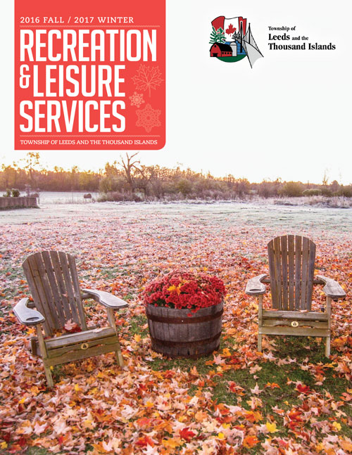 Recreation & Leisure Services Winter 2016